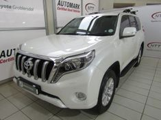 2016 Toyota Prado VX 3.0 TDi Auto Limpopo