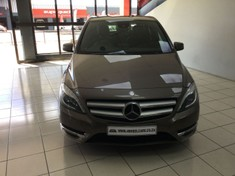 2014 Mercedes-Benz B-Class B 200 Cdi At  Mpumalanga Middelburg_1