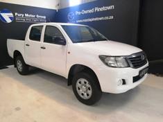 2014 Toyota Hilux 2.5d-4d Srx 4x4 P/u D/c  Kwazulu Natal