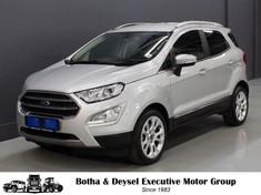 2019 Ford EcoSport 1.0 Ecoboost Titanium Auto Gauteng Vereeniging_0