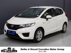2018 Honda Jazz 1.2 Comfort Gauteng