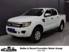 2015 Ford Ranger 2.2TDCi XLS Double Cab Bakkie Gauteng Vereeniging_0