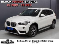 2017 BMW X1 sDRIVE20d xLINE Auto Gauteng