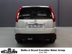 2014 Nissan X-Trail 2.0 Dci 4x2 Xe r82r88  Gauteng Vereeniging_4