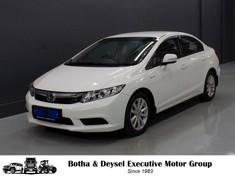 2015 Honda Civic 1.8 Elegance  Gauteng