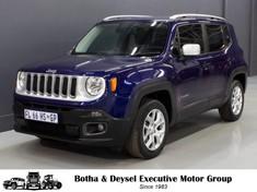 2016 Jeep Renegade 1.4 TJET LTD AWD Auto Gauteng