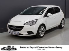 2015 Opel Corsa 1.0T Enjoy 5-Door Gauteng