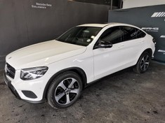2017 Mercedes-Benz GLC COUPE 250d Western Cape