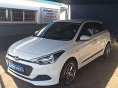 2018 Hyundai i20 1.4 Motion Auto Western Cape