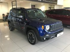 2020 Jeep Renegade 2.4 Trailhawk Auto Gauteng