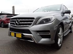 2014 Mercedes-Benz M-Class Ml 250 Bluetec  Gauteng