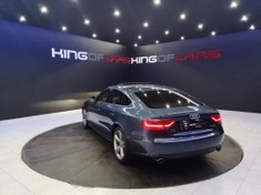 2015 Audi A5 Sportback 2.0 TFSi Multi Gauteng Boksburg_3
