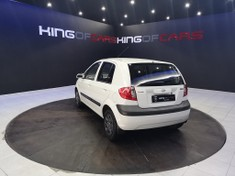 2010 Hyundai Getz 1.4 Sr  Gauteng Boksburg_2
