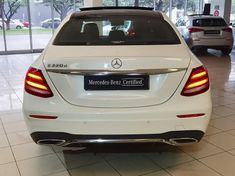 2020 Mercedes-Benz E-Class E 220d AMG Western Cape Cape Town_3