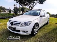 2010 Mercedes-Benz C-Class C200k Classic A/t  Kwazulu Natal