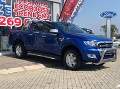 2017 Ford Ranger 3.2TDCi XLT 4X4 Double Cab Bakkie Mpumalanga Nelspruit_0