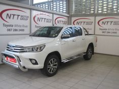2017 Toyota Hilux 2.8 GD-6 Raider 4x4 Double Cab Bakkie Mpumalanga White River_1