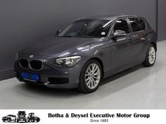 2012 BMW 1 Series 118i 3dr (e81)  Gauteng