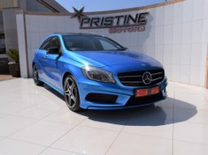 2014 Mercedes-Benz A-Class A 180 Be AMG Sport At  Gauteng De Deur_1