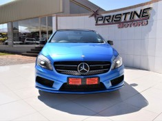 2014 Mercedes-Benz A-Class A 180 Be AMG Sport At  Gauteng De Deur_3