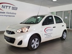 2020 Nissan Micra 1.2 Active Visia North West Province