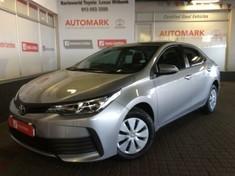 2020 Toyota Corolla Quest 1.8 Mpumalanga Witbank_0