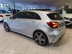 2017 Mercedes-Benz A-Class A 250 Sport Western Cape Cape Town_2