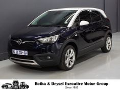 2018 Opel Crossland X 1.2T Cosmo Auto Gauteng Vereeniging_0