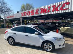 2012 Ford Focus 1.6 Ti Vct Ambiente  Gauteng Vanderbijlpark_2
