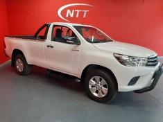 2017 Toyota Hilux 2.4 GD-6 SRX 4X4 Single Cab Bakkie Mpumalanga