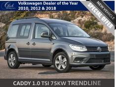 2020 Volkswagen Caddy 1.0 TSI Trendline Gauteng