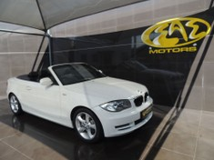 2010 BMW 1 Series 120i Convertible At  Gauteng Vereeniging_0