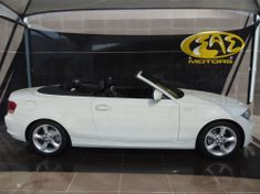 2010 BMW 1 Series 120i Convertible At  Gauteng Vereeniging_2
