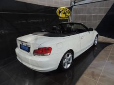 2010 BMW 1 Series 120i Convertible At  Gauteng Vereeniging_4