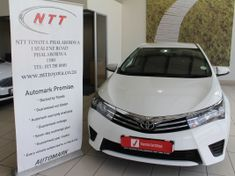 2016 Toyota Corolla 1.6 Esteem Limpopo Phalaborwa_1