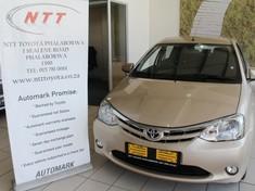 2017 Toyota Etios 1.5 Xs 5dr  Limpopo Phalaborwa_1