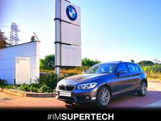 2017 BMW 1 Series 118i 5DR Auto (f20) Kwazulu Natal