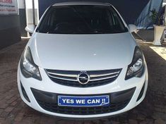 2014 Opel Corsa 1.4 Essentia 5dr  Western Cape Kuils River_2