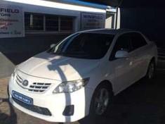 2012 Toyota Corolla 1.6 Advanced A/t  Western Cape