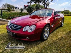 2003 Mercedes-Benz SL-Class Sl 500 Roadster  Kwazulu Natal