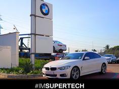2017 BMW 4 Series 420D Coupe M Sport Auto Kwazulu Natal