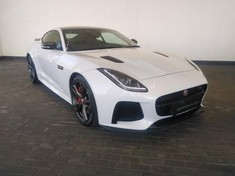 2018 Jaguar F-TYPE 5.0 V8 S/C SVR Coupe AWD North West Province
