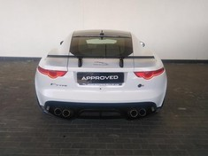 2018 Jaguar F-TYPE 5.0 V8 SC SVR Coupe AWD North West Province Rustenburg_4