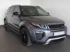 2018 Land Rover Evoque 2.0 SD4 HSE Dynamic Gauteng Johannesburg_0