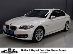 2016 BMW 5 Series 520D Auto Luxury Line Gauteng