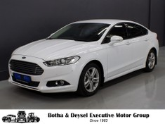 2016 Ford Fusion 2.0 Ecoboost Trend Auto Gauteng