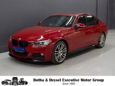 2015 BMW 3 Series 320i Auto Gauteng