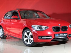 2014 BMW 1 Series 118i Sport Line 5dr A/t (f20)  North West Province