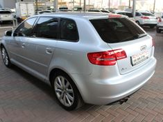 2011 Audi A3 Sportback 1.8 Tfsi Ambition  Gauteng Pretoria_2