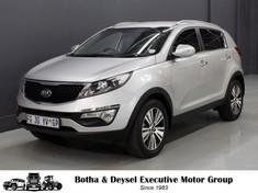 2016 Kia Sportage 2.0 AWD Gauteng